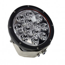 LAMPA  ROBOCZA LED 12LEDX10W, 220X95MM SZE./GŁ
