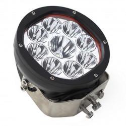 LAMPA  ROBOCZA LED 9LEDX10W, 178X105MM SZE./GŁ