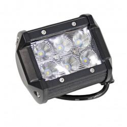 LAMPA  ROBOCZA LED 6LEDX3W, 96X78X73MM DŁ/WYS./GŁ.