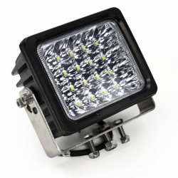 LAMPA  ROBOCZA LED 20LEDX5W, 125X110X110MM DŁ/WYS./GŁ