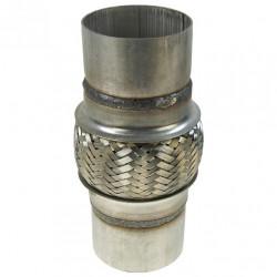 ZŁĄCZE ELASTYCZNE BEZ SPAWANIA / NA OPASKI 75X100 (mm)