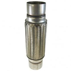 ZŁĄCZE ELASTYCZNE BEZ SPAWANIA / NA OPASKI 75X255 (mm)