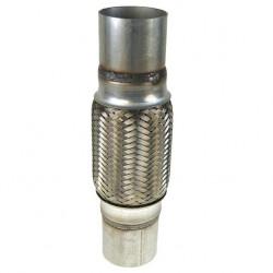 ZŁĄCZE ELASTYCZNE BEZ SPAWANIA / NA OPASKI 55X150 (mm)