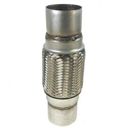 ZŁĄCZE ELASTYCZNE BEZ SPAWANIA / NA OPASKI 65X150 (mm)