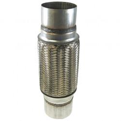 ZŁĄCZE ELASTYCZNE BEZ SPAWANIA / NA OPASKI 75X200 (mm)