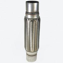 ZŁĄCZE ELASTYCZNE BEZ SPAWANIA / NA OPASKI 65X255 (mm)