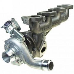 Turbosprężarka FORD FOCUS TDCI 100 115PS